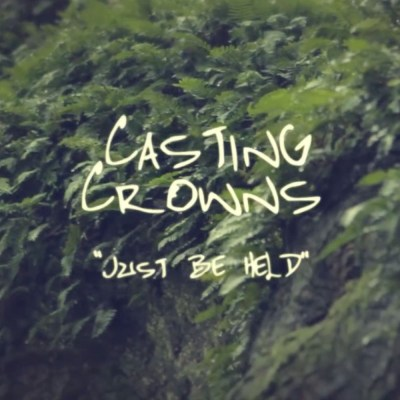 Just be Held – Musical Monday