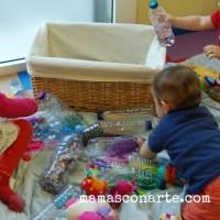 Botellas sensoriales: una propuesta para niñ@s de 12 a 24 meses