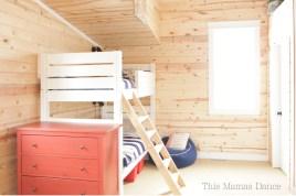 cottage boys room