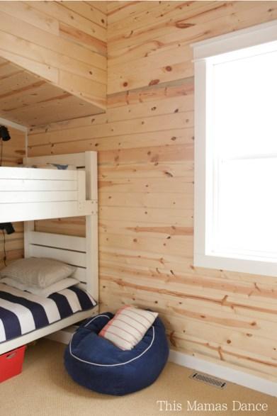 pine walls white trim 2