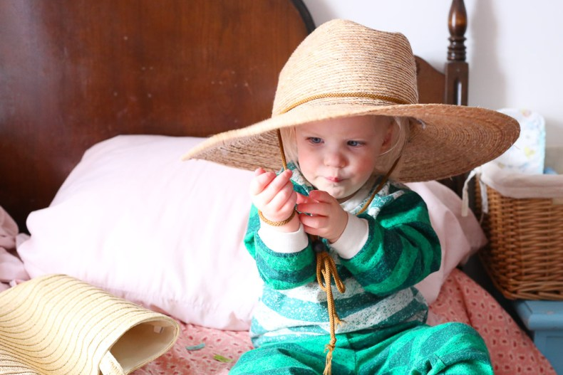 baby with hat-1