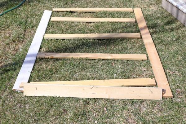 Scrap Wood Book Shelf Supplies| Mamas Dance-1