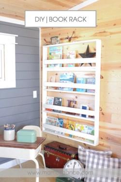 book rack DIY