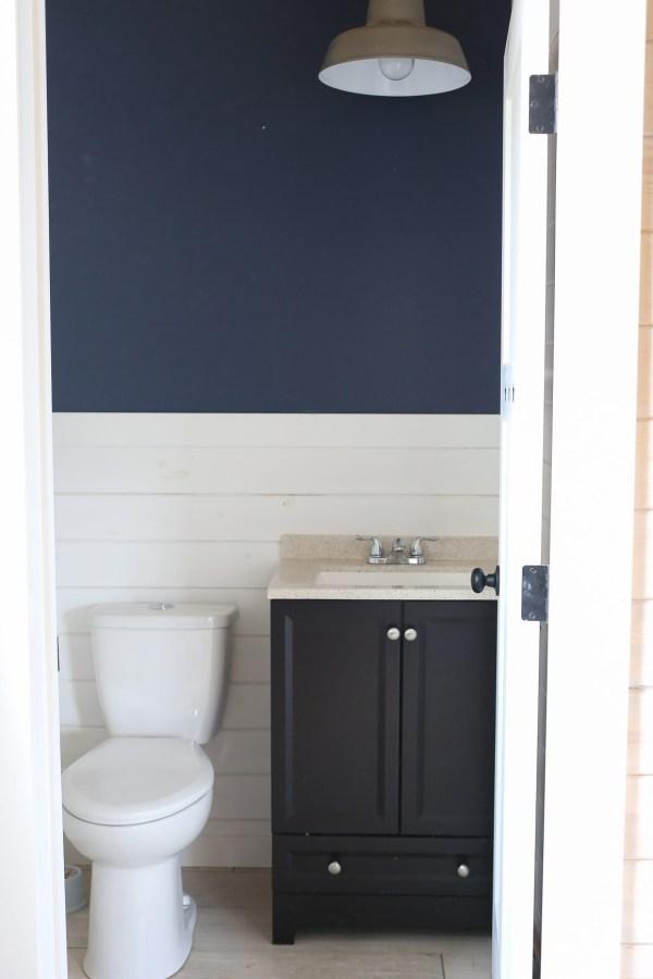 Kids Coastal Bathroom