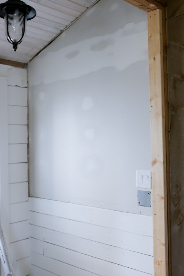 Drywall and Trim Installation | This Mamas Dance