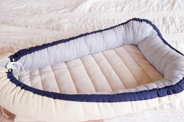 DIY Baby Nest | via Ashlea of This Mamas Dance