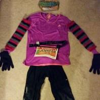 Flat Jenn ready to run