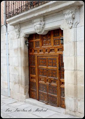 13 rincones de Madrid