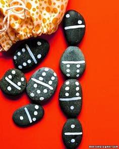 Manualidades con Piedras. Por Inspiración Holandesa... 3