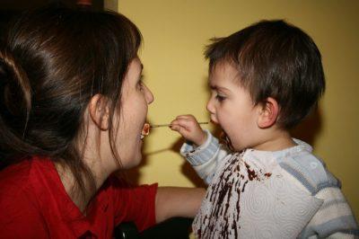 alimentación infantil ecológica