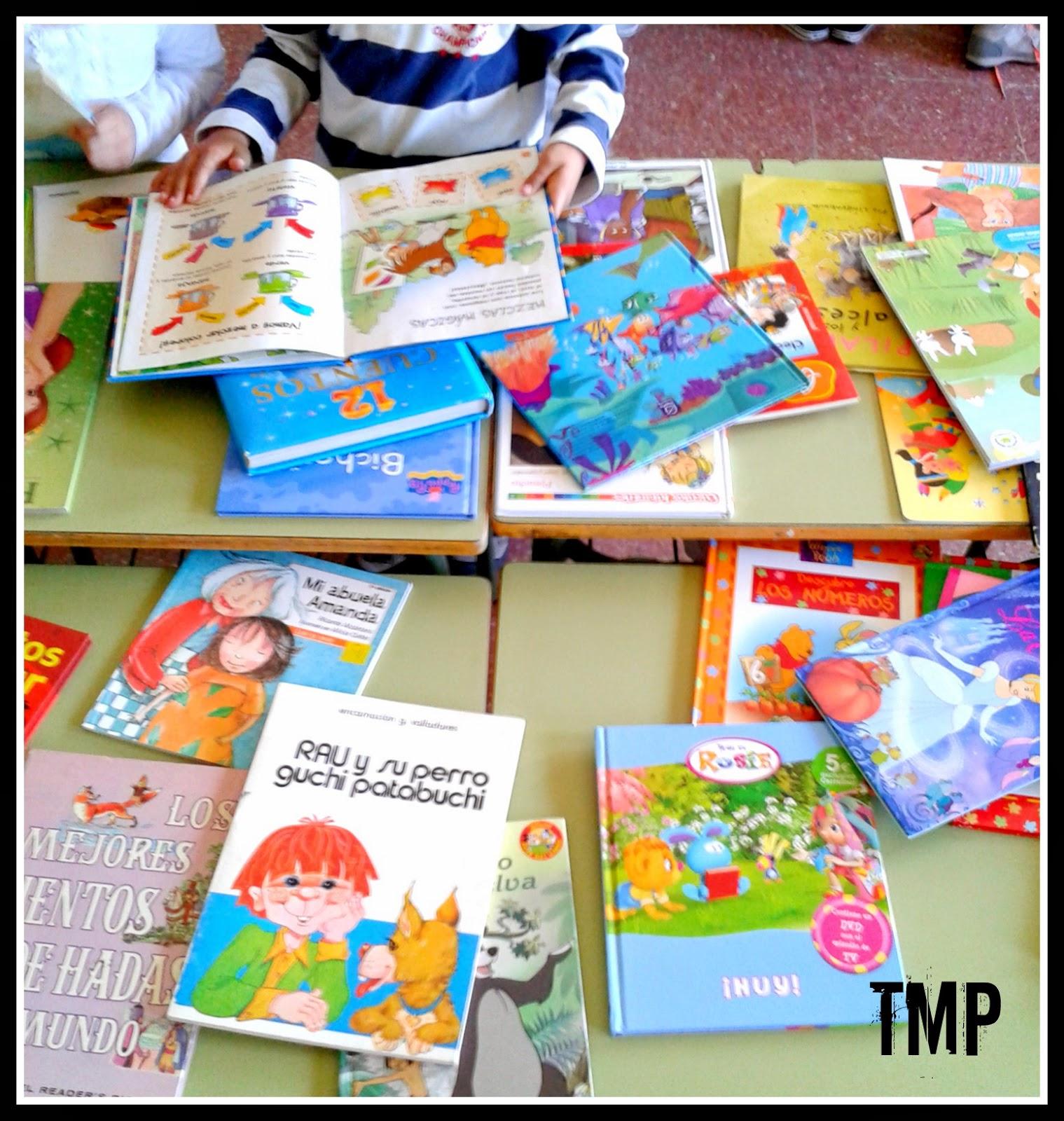 que los niños lean
