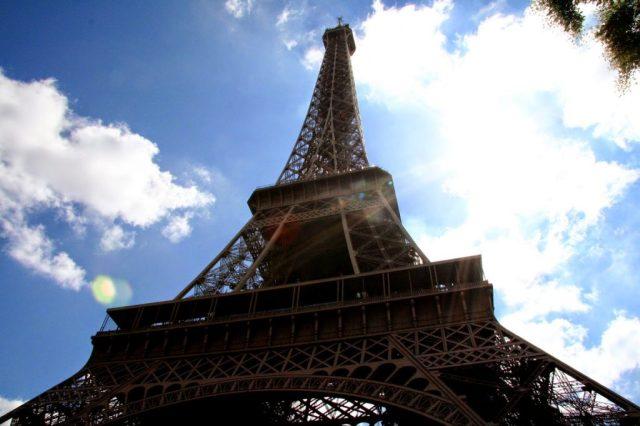 escapada en familia a París