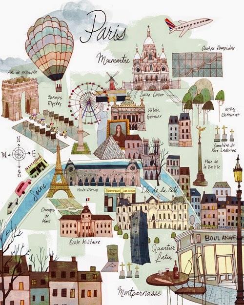 Escapada en Familia a París (I) 1
