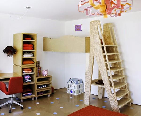 pequeños cambios en la decoración de sus dormitorios