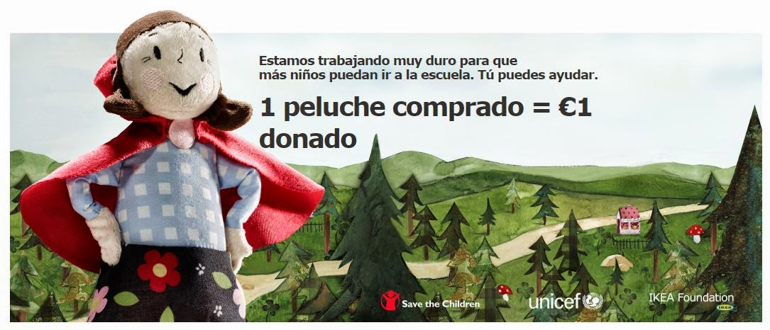 Educación contra la Pobreza: Trabajo en equipo IKEA, UNICEF, Save The Children y tú.. 1