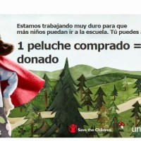 Educación contra la Pobreza: Trabajo en equipo IKEA, UNICEF, Save The Children y tú..