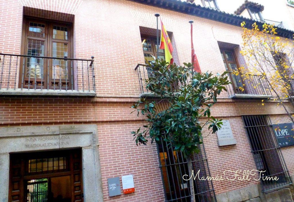 Visitando la Historia de Madrid: la Casa Museo de Lope de Vega. Un Viaje al Siglo de Oro.