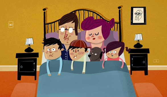 conciliación trabajo escuela hijos