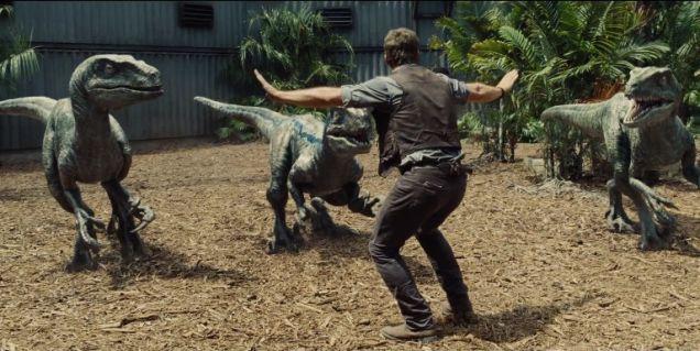 Cine. Películas para Disfrutar: Dinosaurios Asesinos y Mundos del Mañana 1