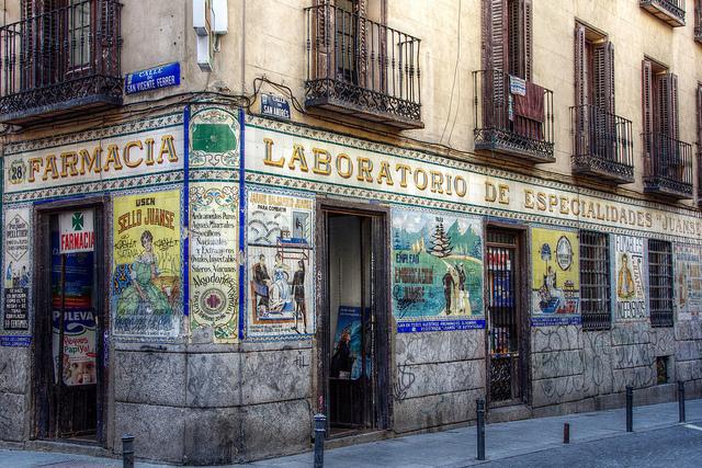 planes en Madrid