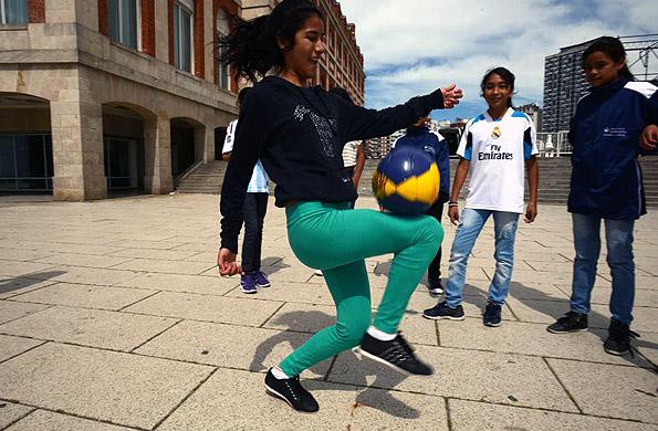 vida después de los seis deporte infantil