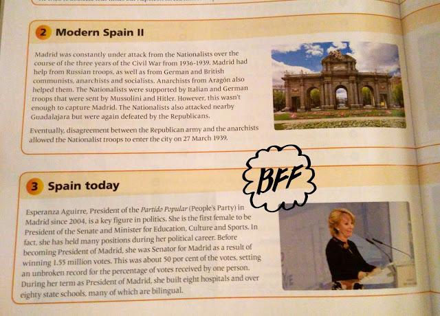 Cuando el Libro de Texto nos hace Dudar de si Enseña o Engaña al Hablar de España 3