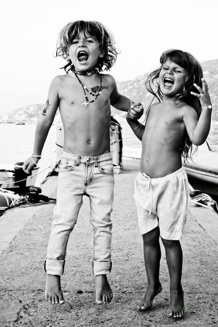 Hay Vida Después de los Seis: La Moda Infantil a la Palestra. 1