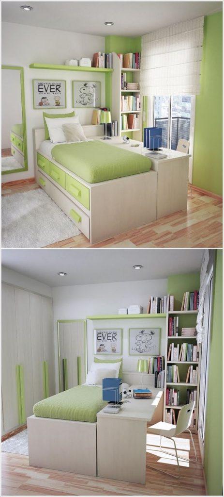 habitación niños crecer cambiar espacio