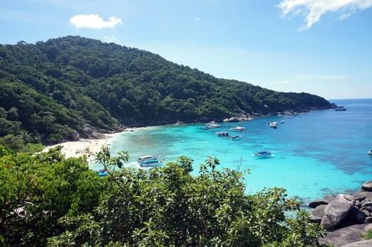 Daños Medio Ambiente Turismo Tailandia