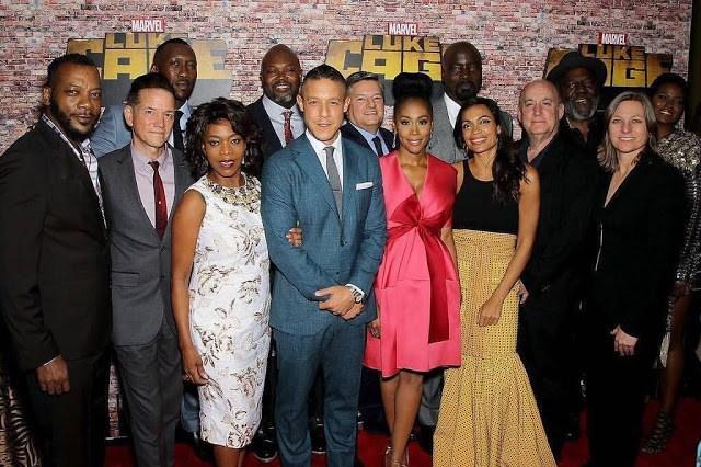 Netflix Serie Harlem Luke Cage