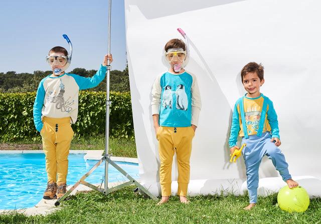 medio ambiente niños educación ropa