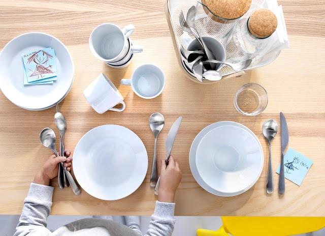 Ikea comer familia salud
