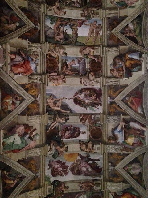 viajar a Roma en familia