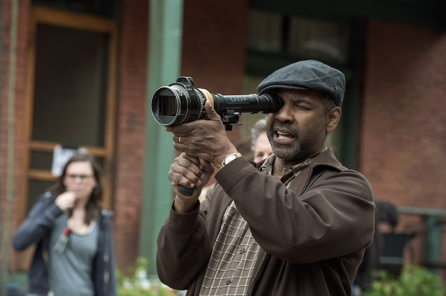 Denzel Washington derechos humanos