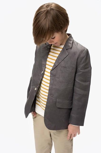 moda infantil primavera chicos