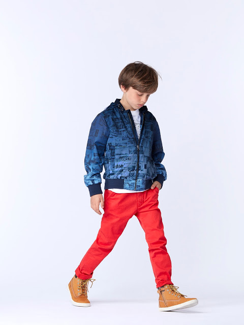 moda infantil primavera pantalones