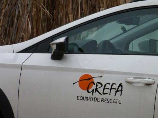medio ambiente GREFA Madrid