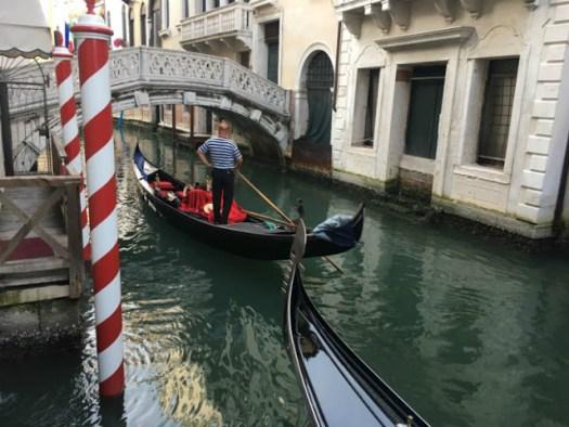 viajar en familia a Venecia
