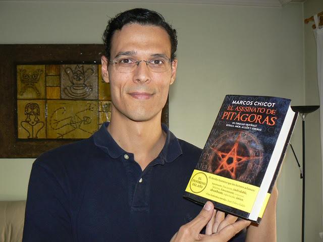 Uno al Mes: El Asesinato de Pitágoras un libro con historia 1