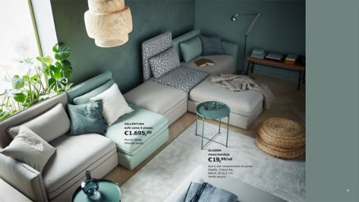 sofá modular comodidad familia