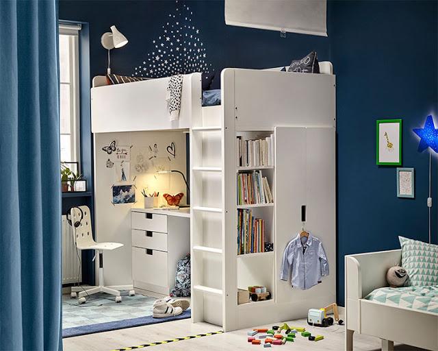 decoración hogar adolescentes dormir