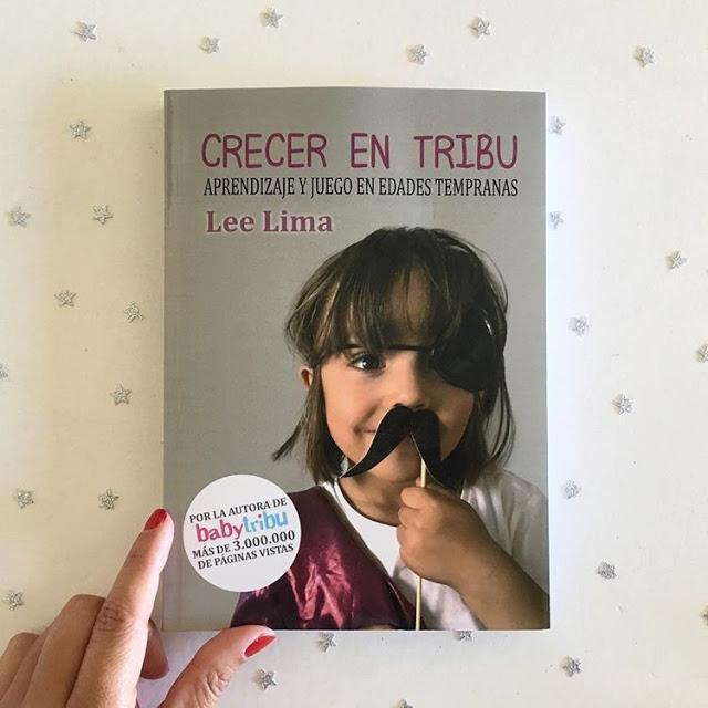 crecer en tribu el libro