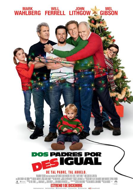 Reír En Familia Dos Padres Por Desigual Cine De Navidad
