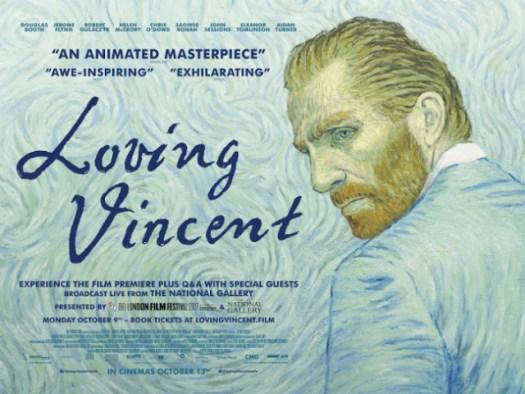película arte pintura Van Gogh