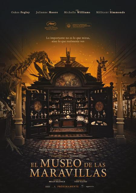 estreno museo de las maravillas