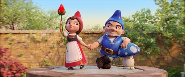 sherlock gnomes estreno cine