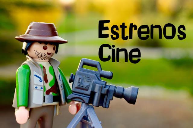 Cine estrenos de Julio