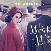 Madres en serie, la maravillosa Midge Maisel