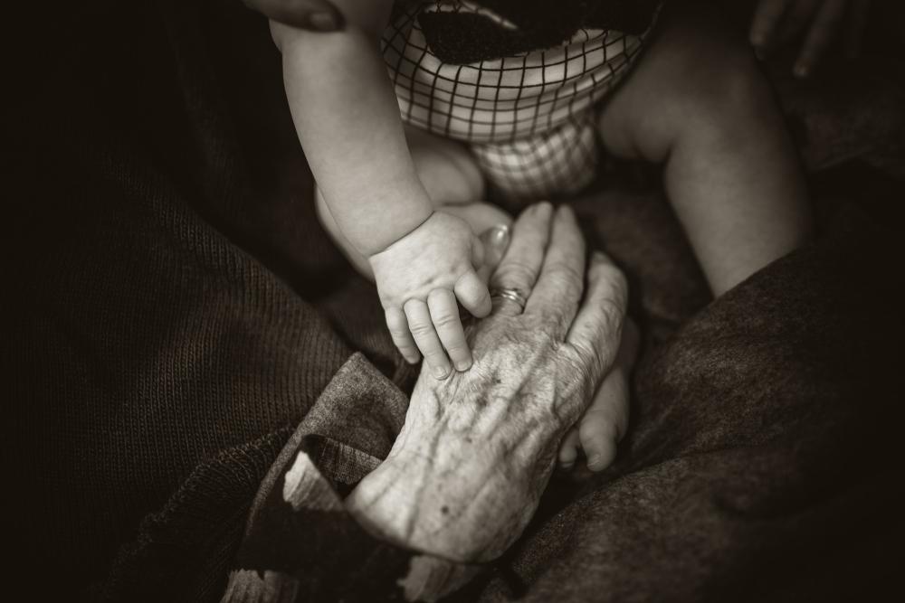 el momento de mimar las manos