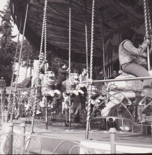 el parque de atracciones